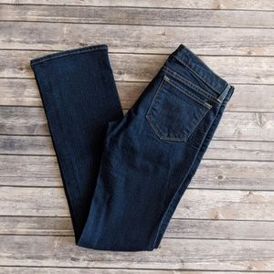 J Brand Bootcut Jeans in ink